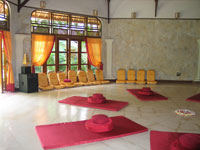 Gruppenraum Seminare Bali