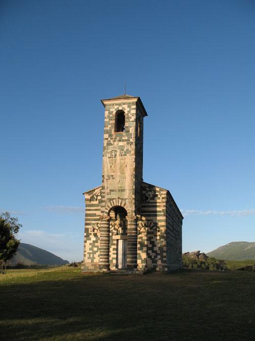 Kirche San Michele de Murato