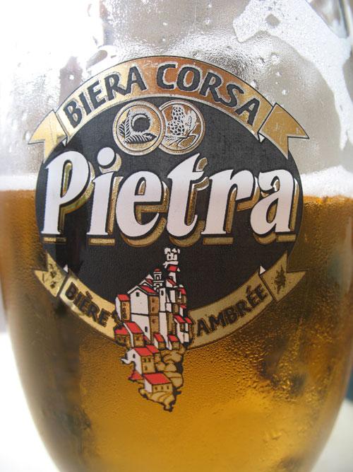 Panache mit Pietra