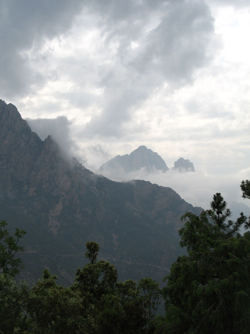 Tra Mare e Monti von Ota nach Erisa