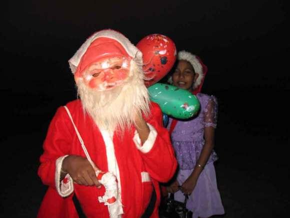 Weihnachten auf Goa
