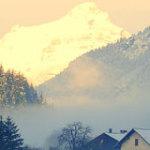 Servoz Alpen