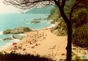 Strandurlaub in Spanien