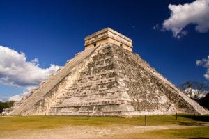 Eine besondere Sehenswürdigkeit ist die mexikanische Pyramide Chichen Itza