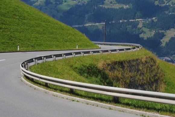 Transalp mit dem Fahrrad, Zillertal zum Gerlos-Pass 2013