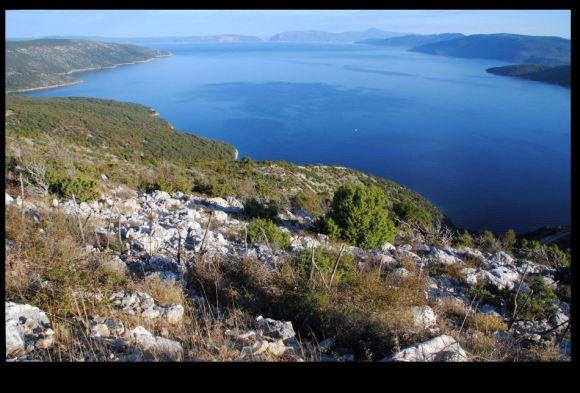 Cres, Valun. Bucht von Kotor,Vojac,Kratien 2013