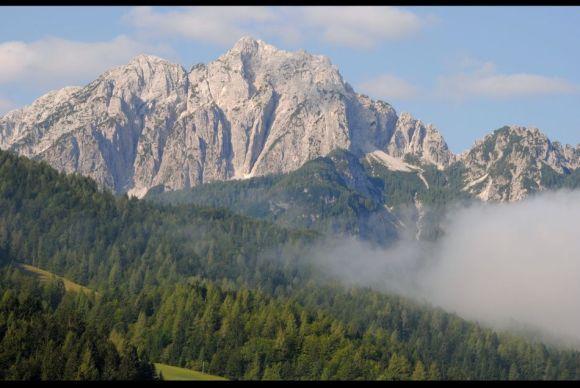 Triglav-Nationalpark, Julische Alpen, Slowenien, Transalp mit dem Fahrrad
