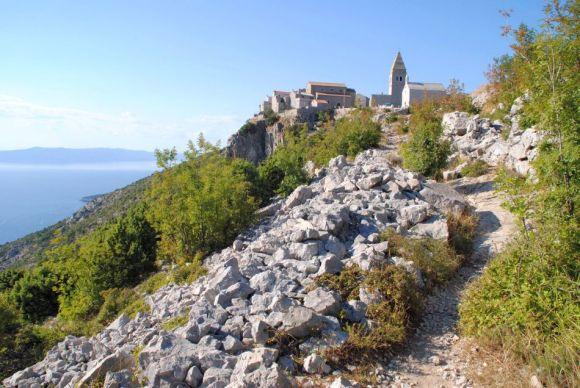 Lubenice,Cres,Adria,Kroatien 2013