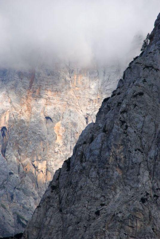 Triglav-Nationalpark, Julische Alpen,Vrsic-Pass,Vitranc