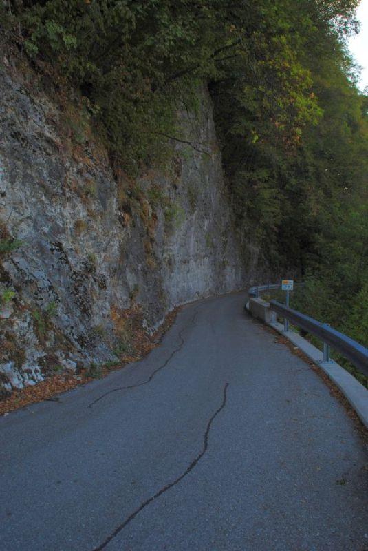 Trnovski-Gozd, Cepovan, Slowenien, Radreise 2013