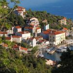 Valun, Cres, Kroatien, Adria 2013