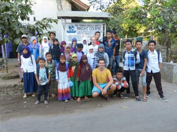 Zentral Lombok Indonesien