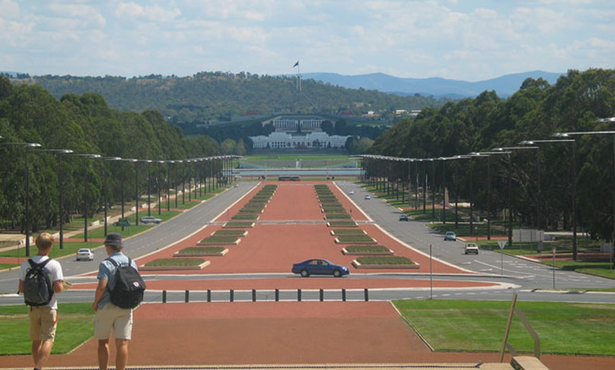 Parliamenthouse Canberra