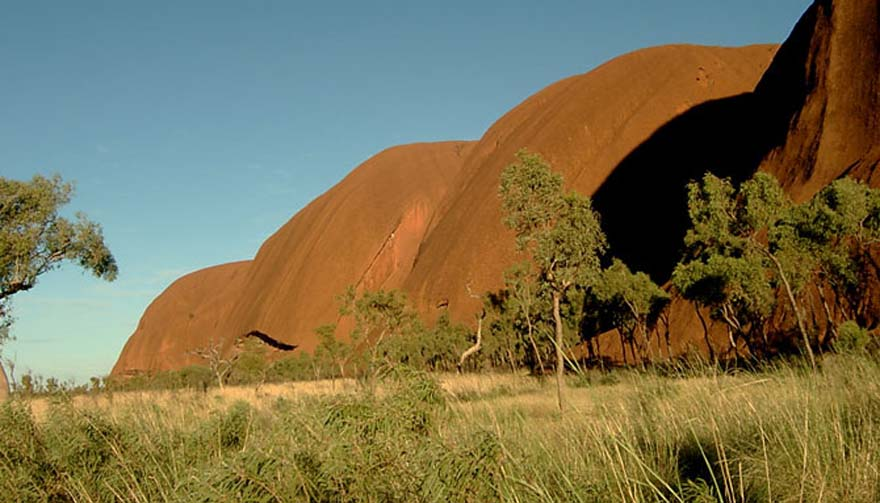 Ayers Rock Walking Trail