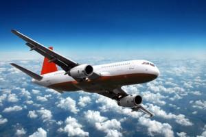 Flugreise nach Spanien