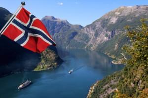 Ein Highlight der Hurtigruten ist zweifelsohne der Geirangerfjord