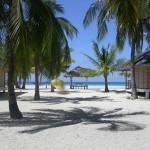 Philippinen Strandszene