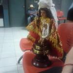 igur von Santo Nino, dem Heiligen des Sinulog Festivals in Cebu