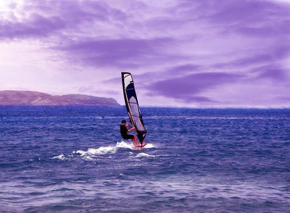 Fuerteventura gilt als das Surferparadies Spaniens