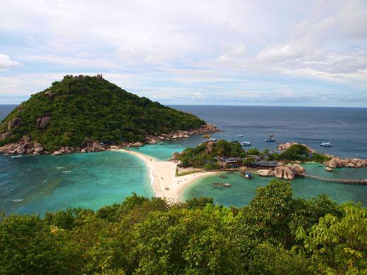 Nangyuan Island Beach