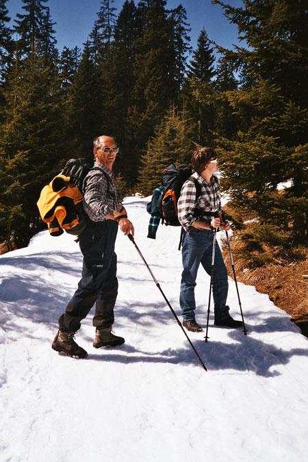Wandern im Lechtal